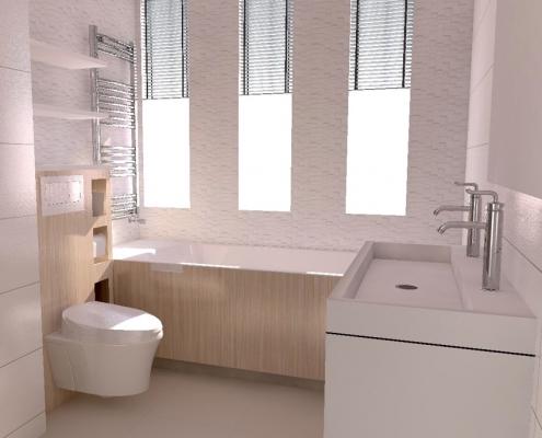 familie badkamer renovatie