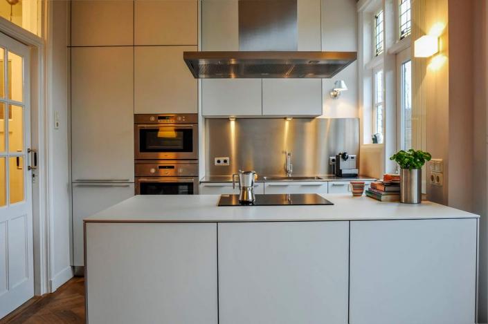 Keuken Renovatie Ontwerp